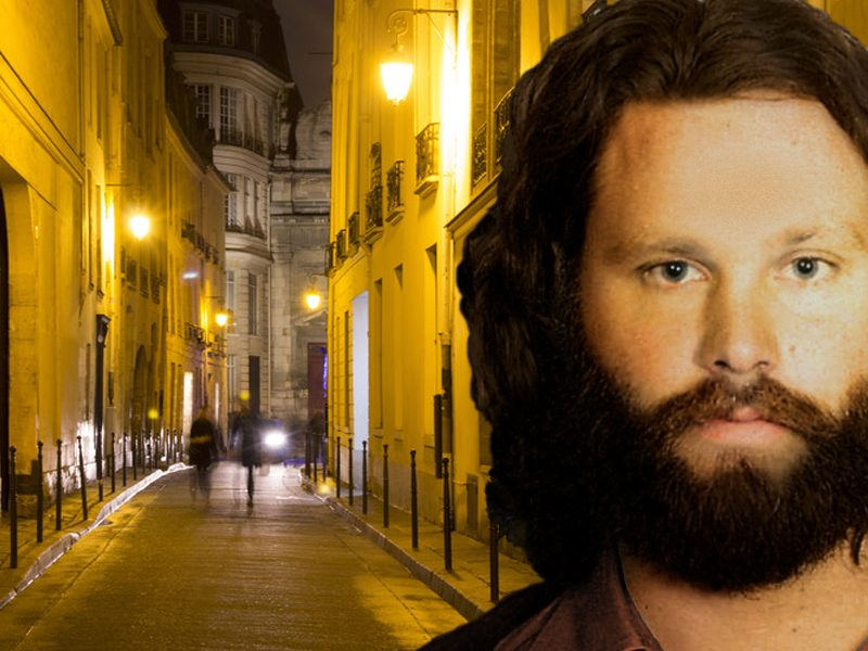 jim morrison paris death